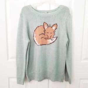 LC Fox Sweater
